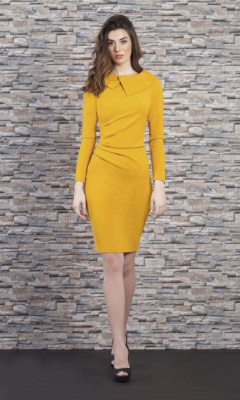 Colección Otoño Invierno 2019 Vestidos Cortos Casting